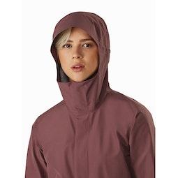 Andra Coat Women's Inertia Hood Up