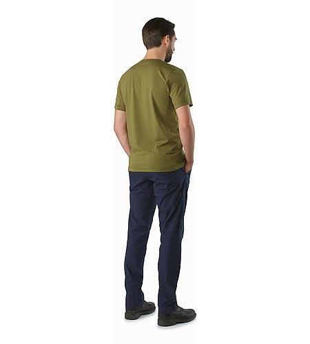 Anzo T-Shirt Roman Pine Back View