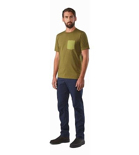 Anzo T-Shirt Roman Pine Front View