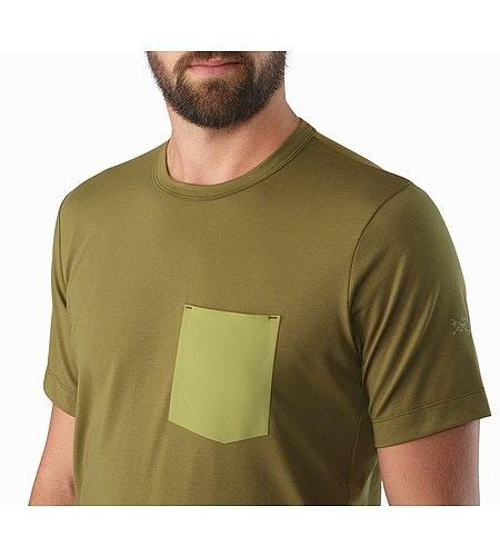 Anzo T-Shirt Roman Pine Neckline