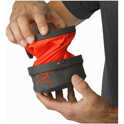 Aperture Chalk Bag - Large Pilot Flare Aperture Twist