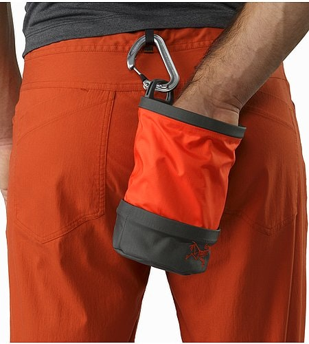 Aperture Chalk Bag - Large Pilot Flare Belt Attachment