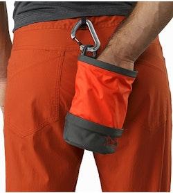 Aperture Chalk Bag - Large Pilot Flare Belt Attachment