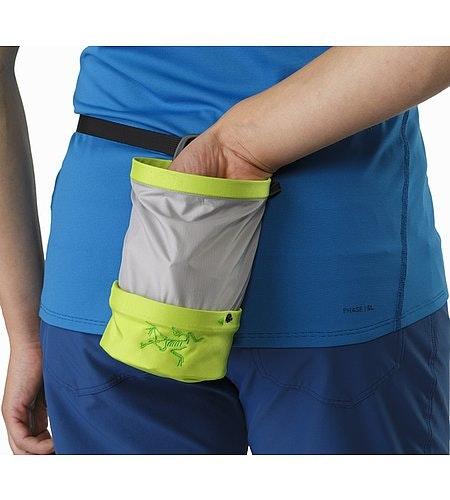 Aperture Chalk Bag - Small Titanite Pegasus Adjustable Waist Belt