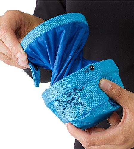 Aperture Chalk Bag Small Vultee Blue Aperture Twist