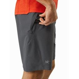Aptin Short Cinder Leg Pocket