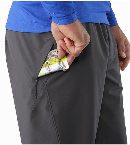 Aptin Short Janus External Back Pocket