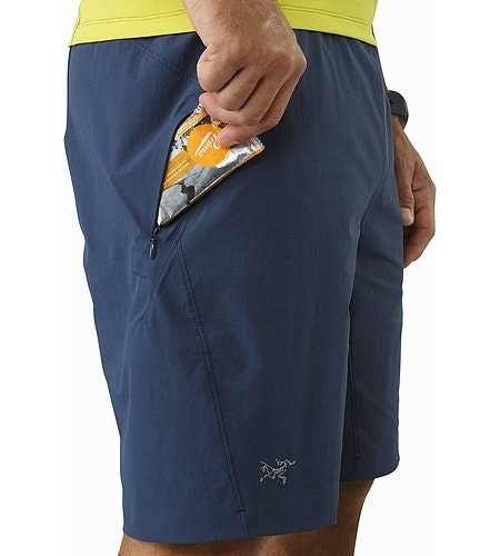 Aptin Short Nocturne External Back Pocket
