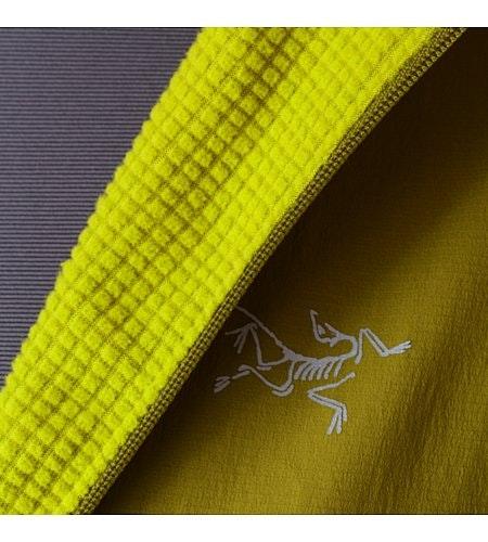 Aptin Zip Hoody Everglade Fabric