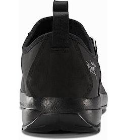 Arakys Approach Shoe Black Back View