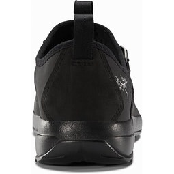 Arakys Chaussure d'approche Black Vue de dos