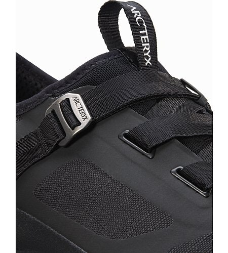 Arakys Approach Shoe Black Buckle