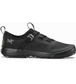 Arakys Approach Shoe Black Side View