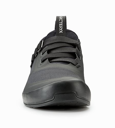 Arakys Approach Shoe Women's Black Front View