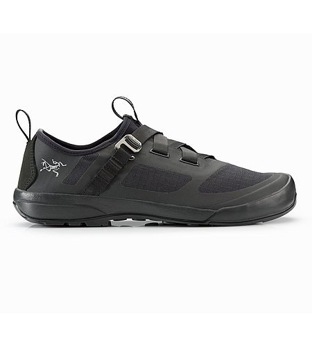 Arakys Approach Shoe Women's Black Side View