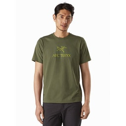 Arc'Word T-Shirt Aeroponic Front View