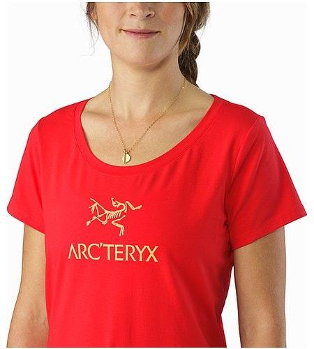 Arc'Word T-Shirt Women's Rad Graphic Close Up