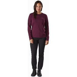 Arch'teryx T-Shirt LS Women's Rhapsody Full View