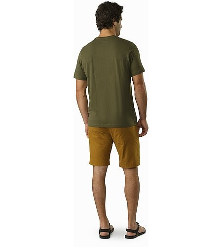 T-shirt Archaeopteryx Gwaii Vue de dos