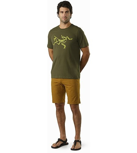 Archaeopteryx T-Shirt Gwaii Front View