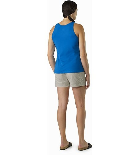 Archaeopteryx Tank Top Women's Macaw Back View