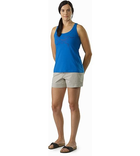 Archaeopteryx Tank Top Women's Macaw Front View