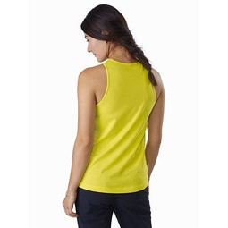 Ardena Tank Women's Zenith Back View
