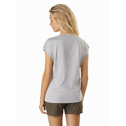 Ardena Top Women's Synapse Back View