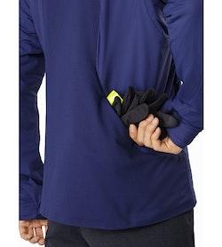 Argus Jacket Algorhythm Back Pockets