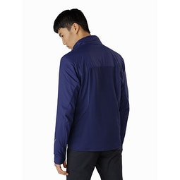 Argus Jacket Algorhythm Back View