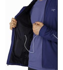 Argus Jacket Algorhythm Security Pocket And Media Port