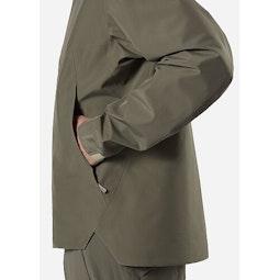 Arris Jacket Clay Hand Pocket