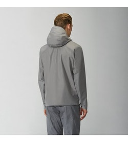 Arris Jacket Stone Back View