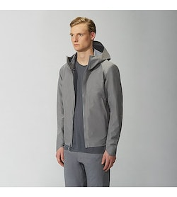 Arris Jacket Stone Open View