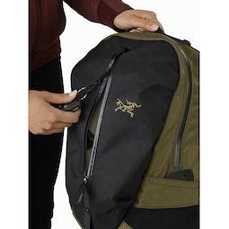 Arro 16 Backpack Wildwood Front Pocket