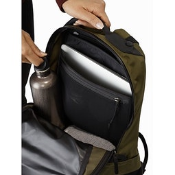 Arro 16 Backpack Wildwood Main Compartment