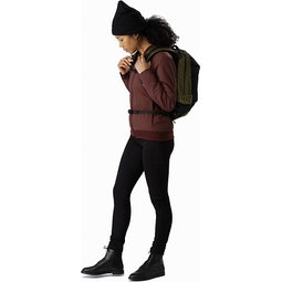 Arro 16 Backpack Wildwood Side
