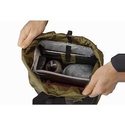 Arro 20 Bucket Bag Wildwood Main Compartment 2