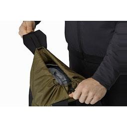Arro 20 Bucket Bag Wildwood Top Adjuster Release