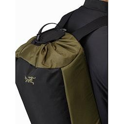 Arro 20 Bucket Bag Wildwood Top Lid 2
