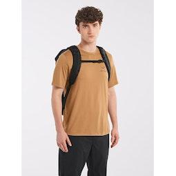 Arro 22 Backpack 24K Black Front View