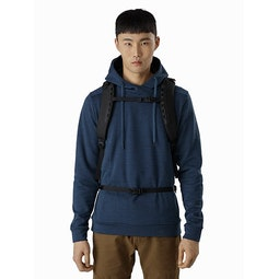 Arro 22 Backpack 24K Black Waistband