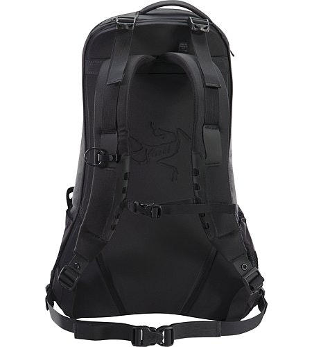 Arro 22 Backpack Black Suspension