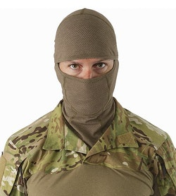 Assault Balaclava FR Crocodile Front View