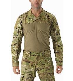 3442af2219c6a Assault Shirt AR MultiCam Front View