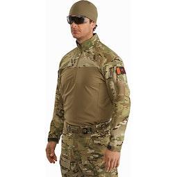 Assault Shirt SV MultiCam 3 4 Left 2