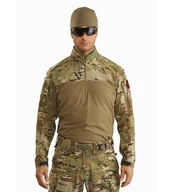 Assault Shirt SV MultiCam Front View