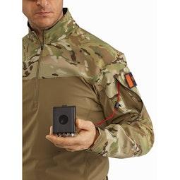 Assault Shirt SV MultiCam Sleeve Pocket