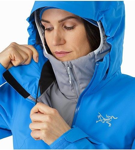 Astryl Jacket Women's Baja Hood Adjuster