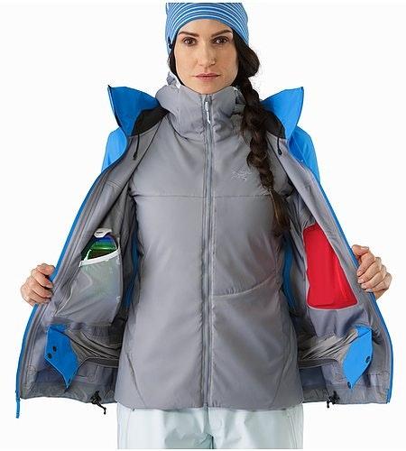 Astryl Jacket Women's Baja Internal Pockets